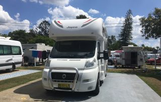 Gold Coast to Perth via coast