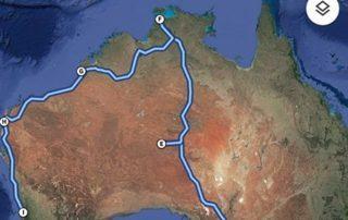 September Roadtrip around most of Australia
