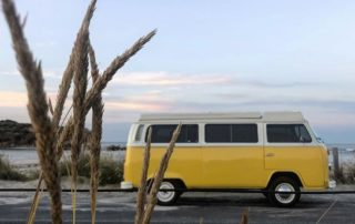 Hitch a ride between Melbourne & Sydney in a Kombi